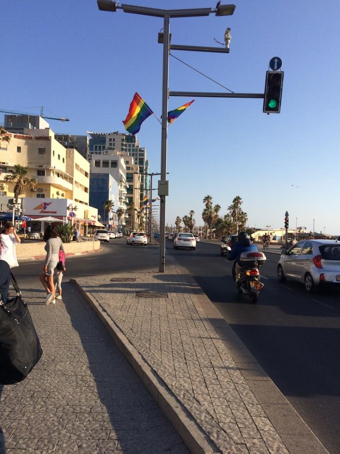 Regenbogen Tel Aviv Gaypride