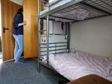 Im Flüchtlingsheim